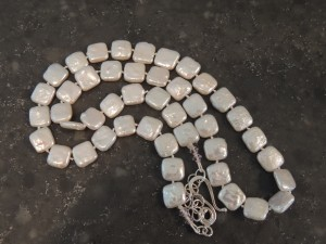 Square Freshwater Pearls